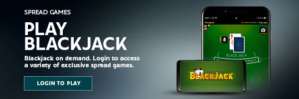 Spread Bet on Blackjack Spread Games