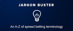 spread betting jargon buster