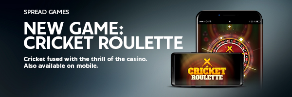 Spread Bet on Cricket Roulette